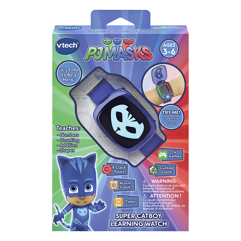 VTech PJ Masks Super Catboy Watch