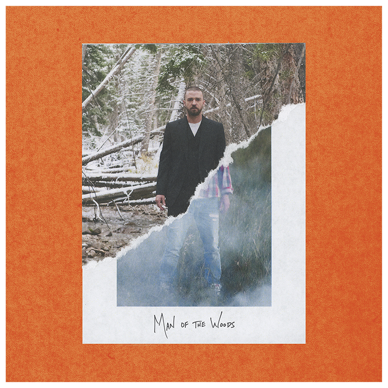 Justin Timberlake - Man of the Woods - 2 LP Vinyl