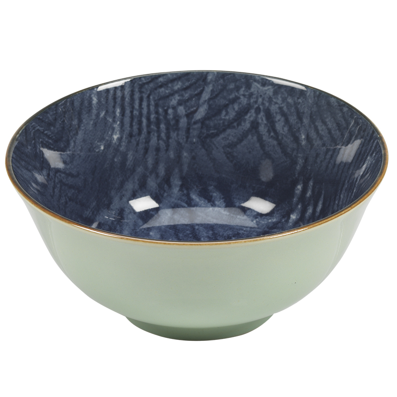 London Drugs Porcelain Reactive Bowl - 6in - Assorted
