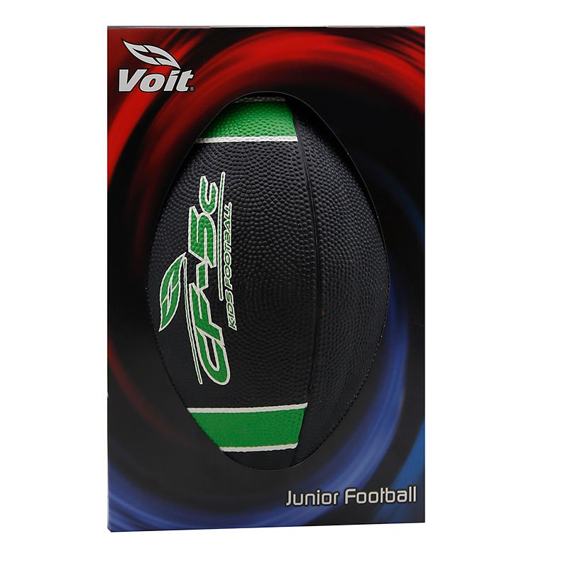 Junior Football - Black/Green