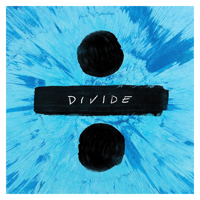 Ed Sheeran Divide Deluxe Edition 2 Lp Vinyl London