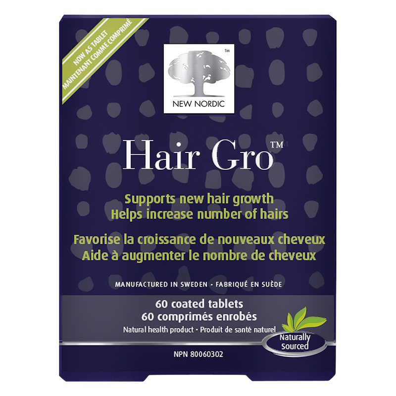 New Nordic Hair Gro - 60's