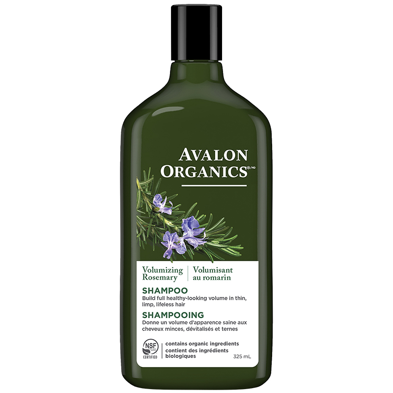 Avalon Organics Volumizing Shampoo - Rosemary - 325ml