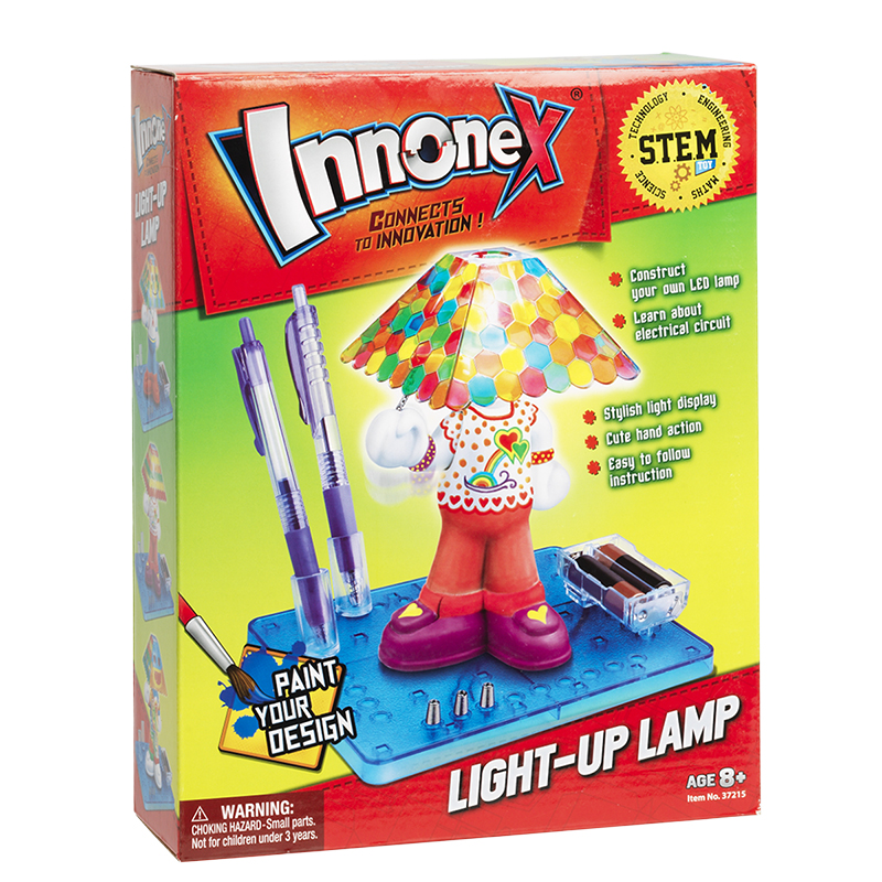 Innonex 4D Light Up Lamp