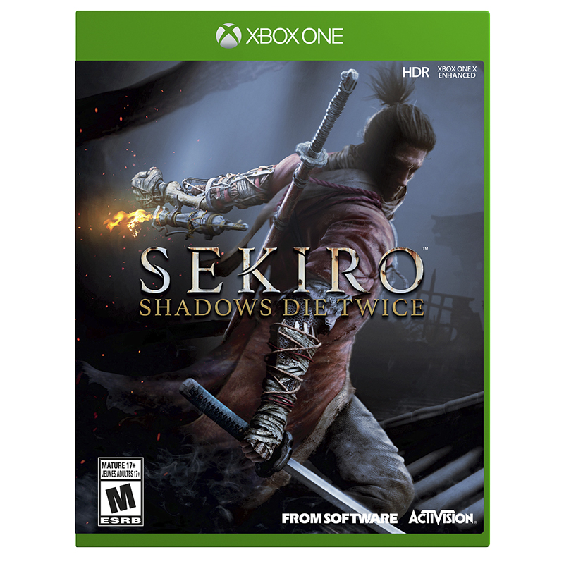 Xbox One Sekiro Shadows Die Twice - 88297