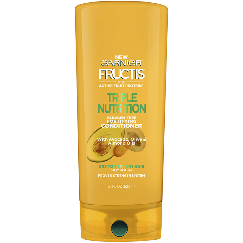 Garnier Fructis Triple Nutrition Conditioner - 621ml