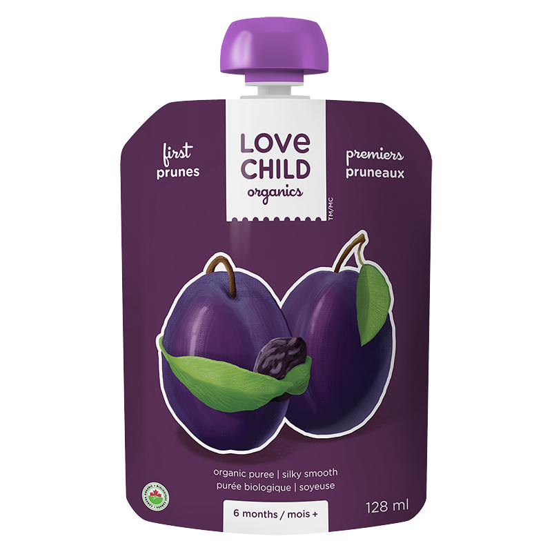 Love Child First Prunes - 128ml