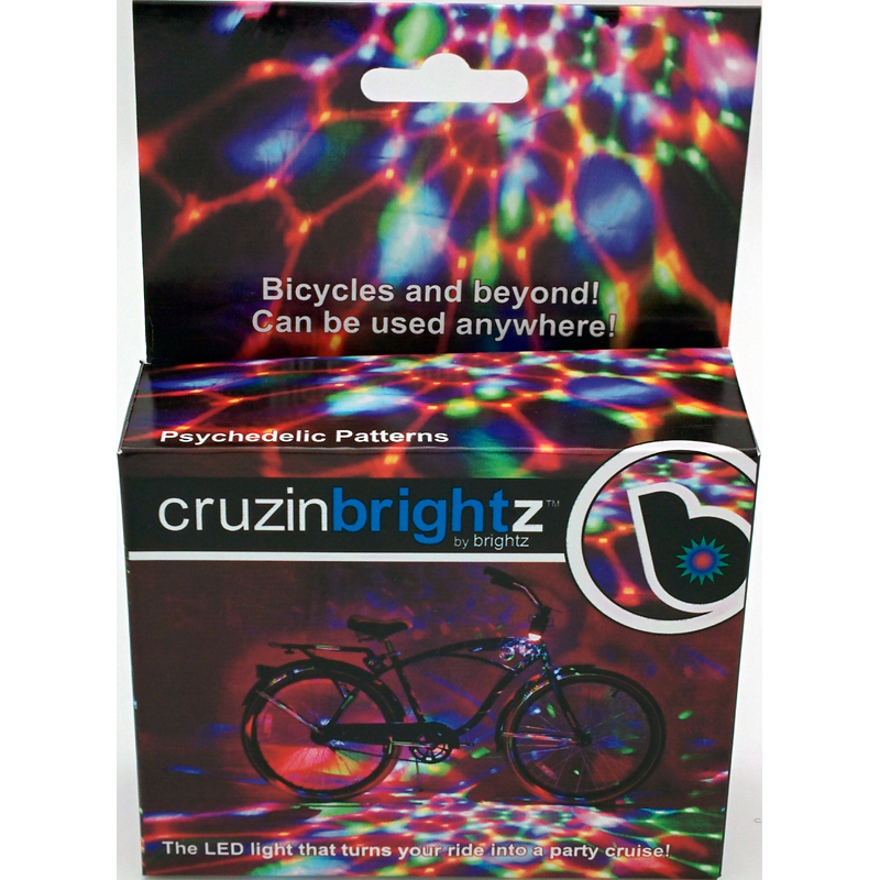 Cruzin Brightz - Red,Blue,Green