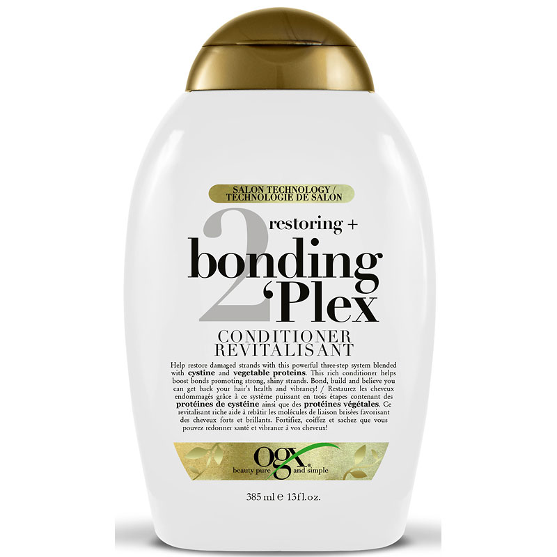 OGX Restoring + Bonding Plex 2 Conditioner - 385ml