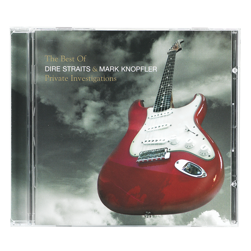 Dire Straits - Private Investigations: The Best of Dire Straits & Mark Knopfler - CD