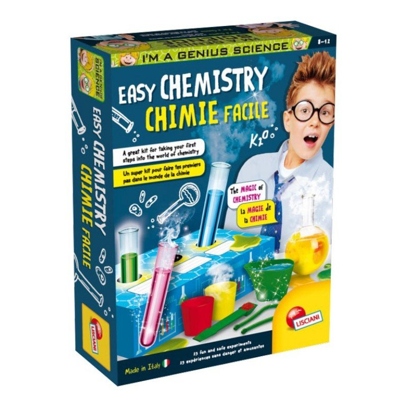 Piccolo Genio Easy Peasy Chemistry Set