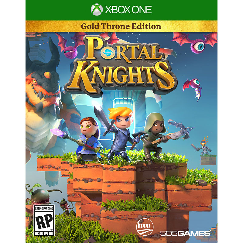 Xbox One Portal Knights Gold