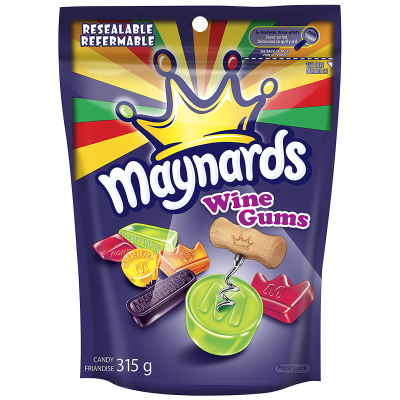 Maynards Wine Gums - 315g