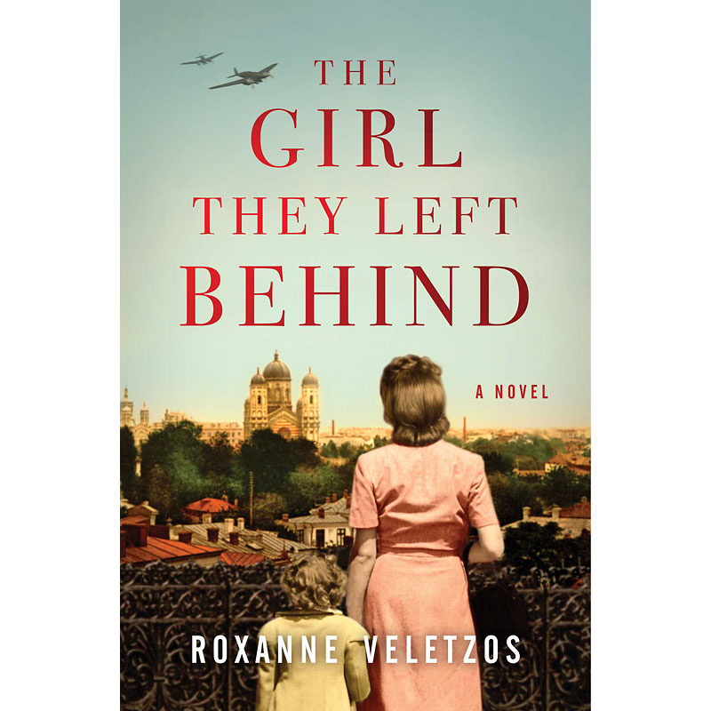 Girl They Left Behind By Roxanne Veletzos