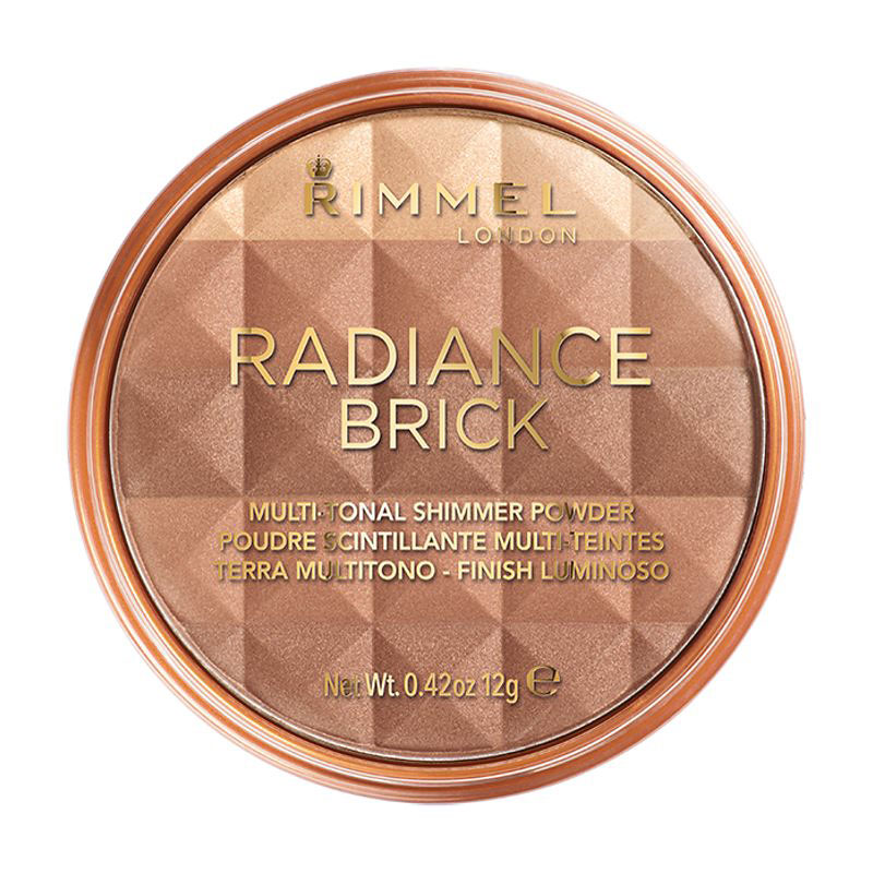 Rimmel London Radiance Brick Bronzer - Medium