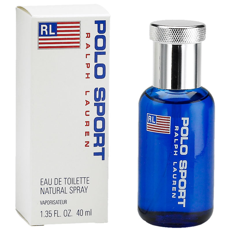 Ralph Lauren Polo Sport Eau de Toilette - Limited Edition - 40ml