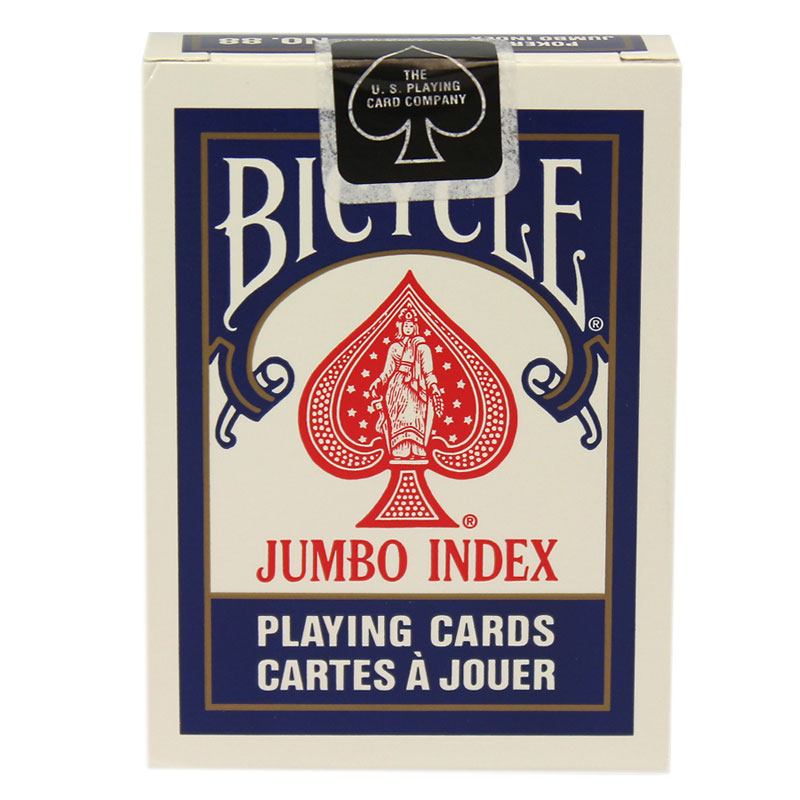 Bicycle® Playing Cards Jumbo Index