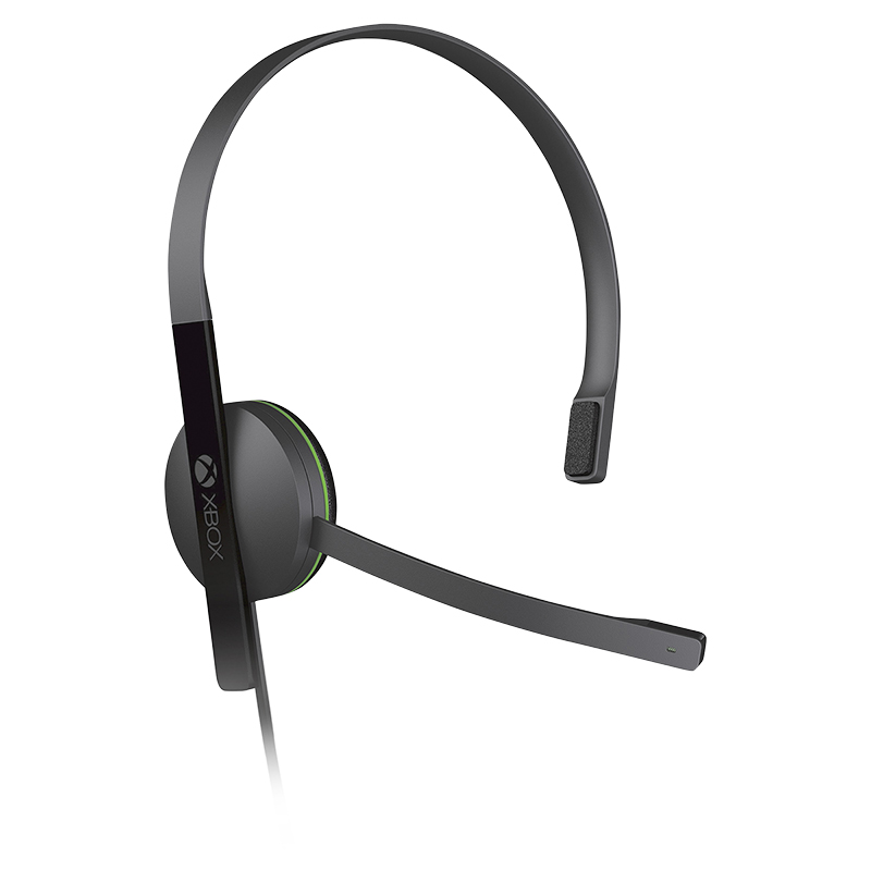 Xbox One Wired Chat Headset - S5V-00014