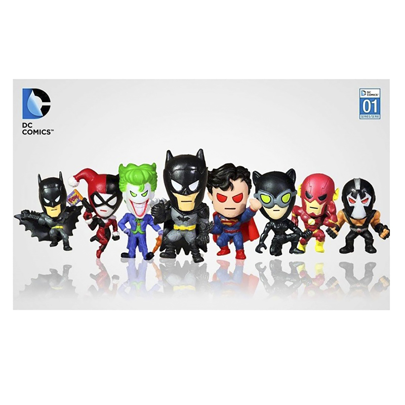 DC Comics Figure Series 1 -  Blind Bag