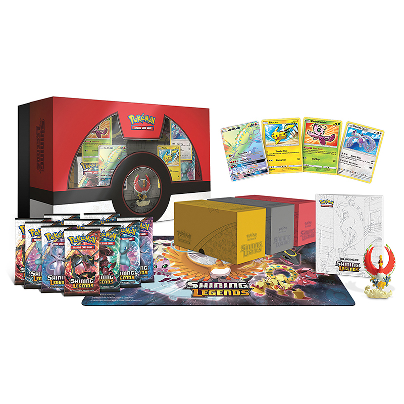 Pokemon Shining Legend Super-Premium Collection