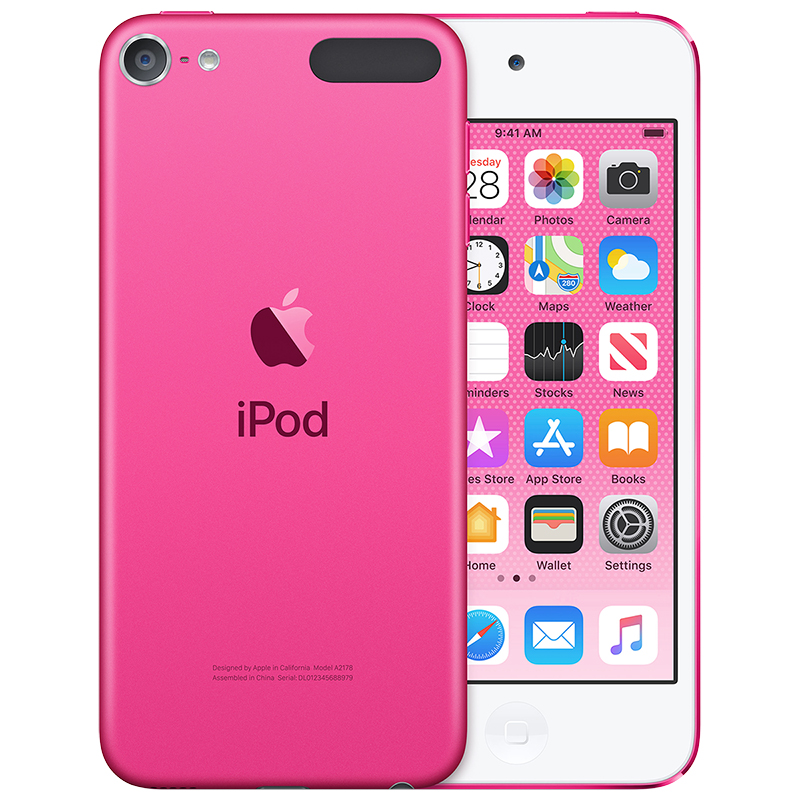 Apple iPod Touch - 128GB - Pink - MVHR2VC/A