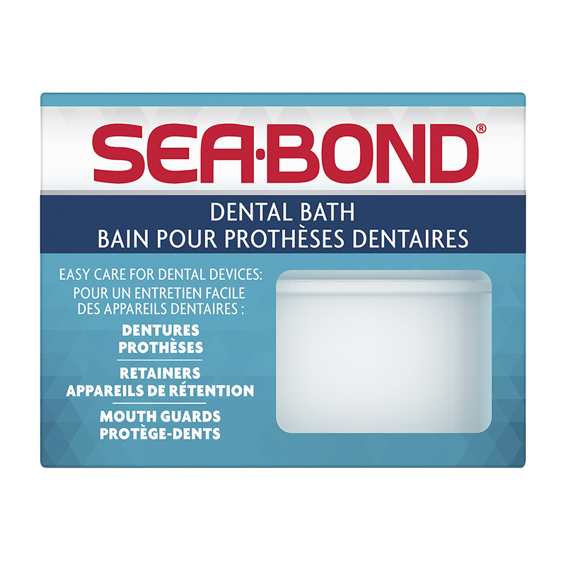 Sea-Bond Dental Bath