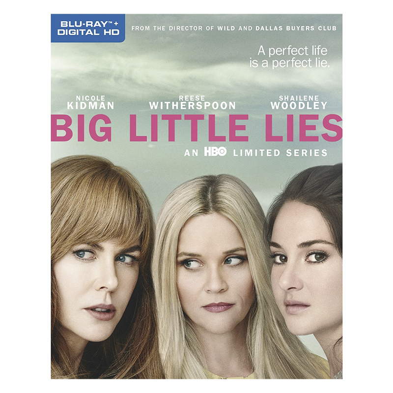 Big Little Lies: Season 1 - Blu-ray
