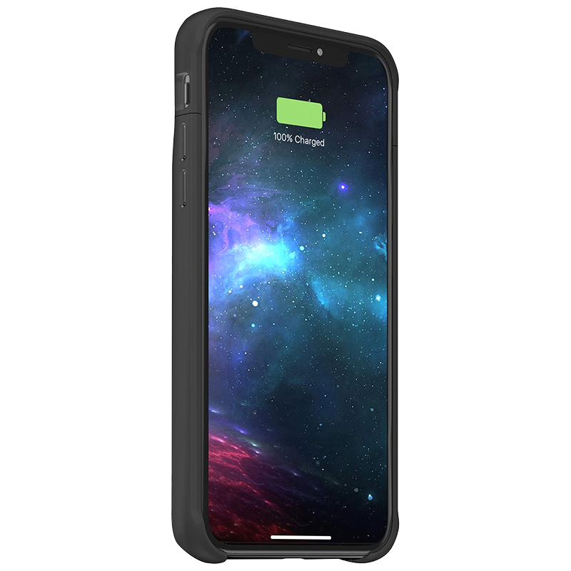 official photos a8a07 1bd17 Mophie Juice Pack Access Battery Case for iPhone X/Xs - Black - 401002827