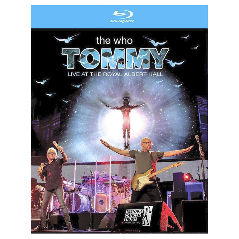 The Who - Tommy: Live at the Royal Albert Hall - Blu-ray