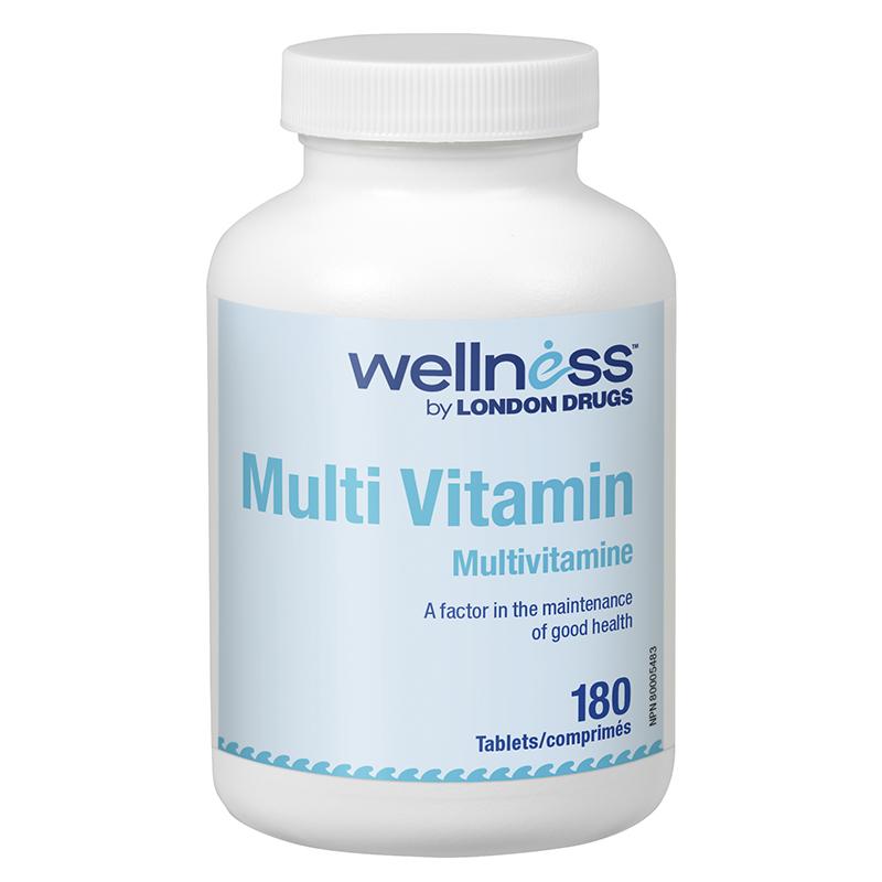 Vitamin Supplements And Antibiotics