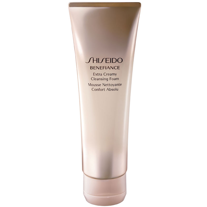 Shiseido Benefiance Extra Creamy Cleansing Foam - 125ml