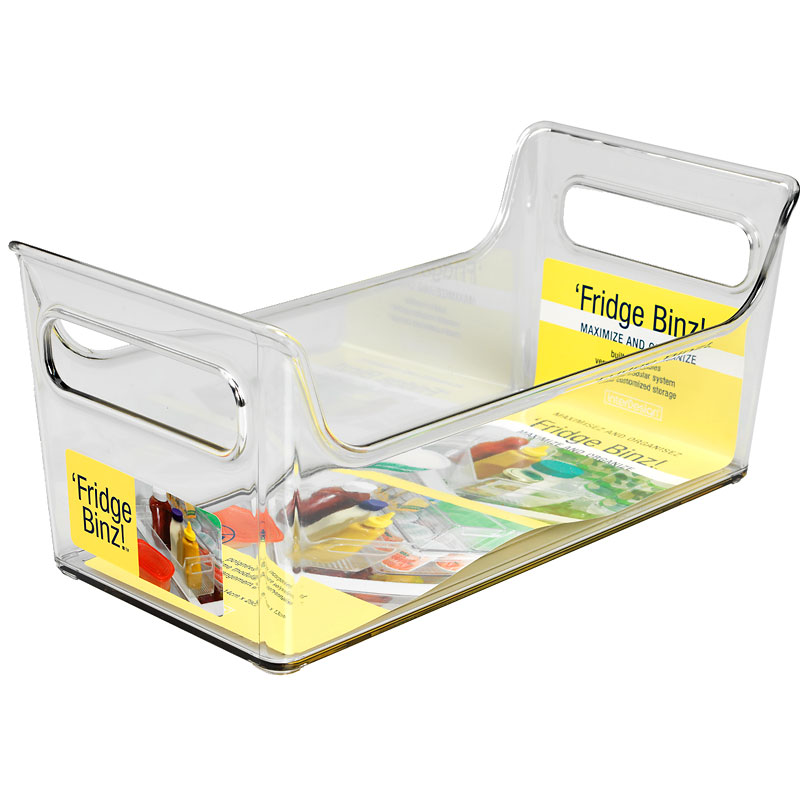 Interdesign Fridge Binz Portable Caddy - 13.9 x 28.6 x 12.7cm