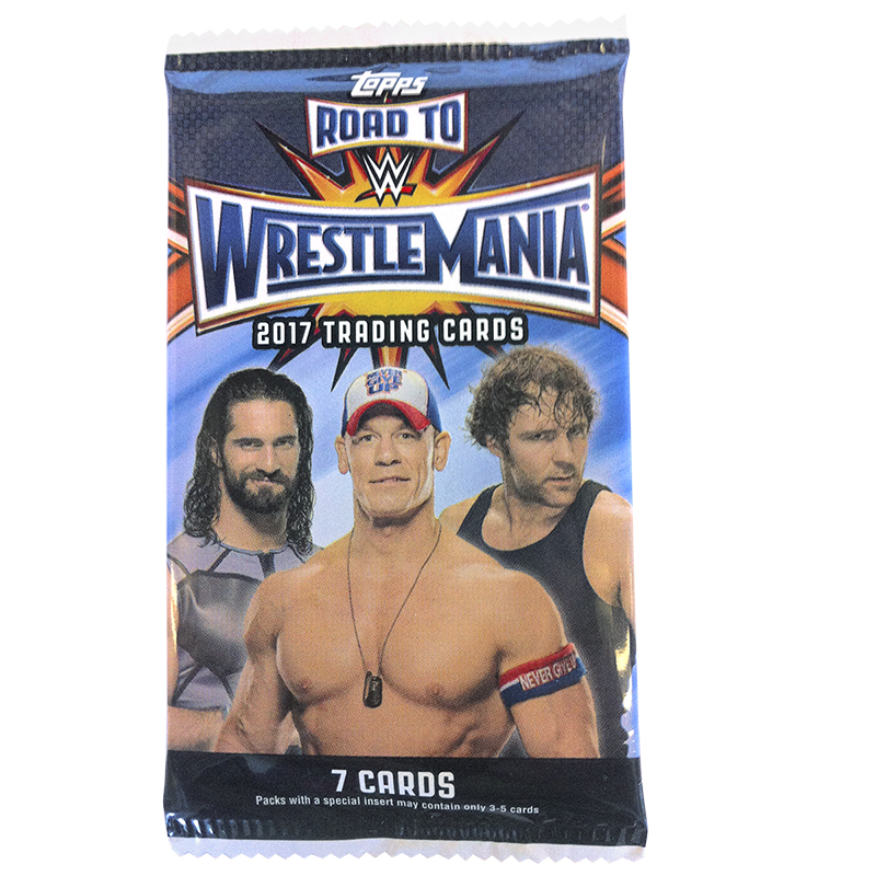 Road to Wrestlemania 2017 Booster Pack