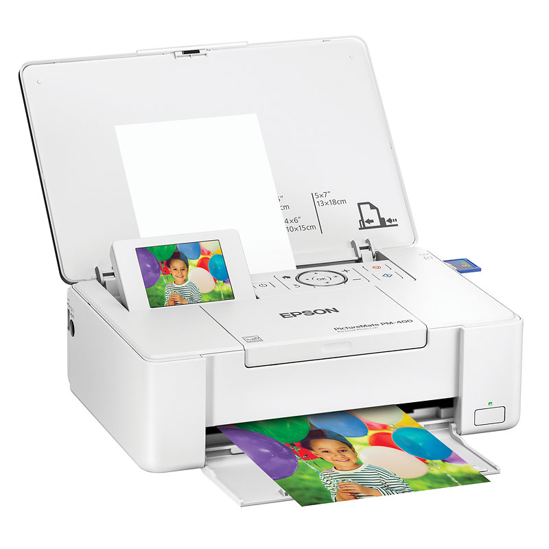 Epson Picturemate Pm 400 Personal Photo Lab C11ce84201 London Drugs