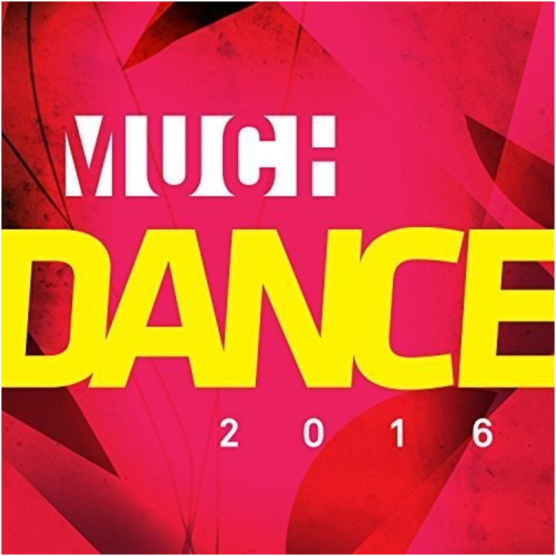 Various Artists - MuchDance 2016 - CD