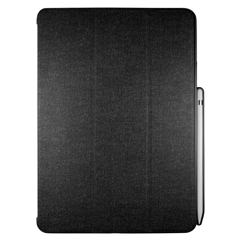 Logiix Spyder iPad Folio Case - iPad Pro 12.9 - Black - LGX-12490