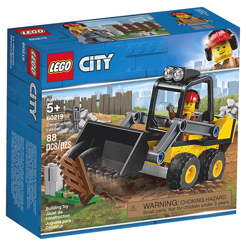 LEGO® City - Construction Loader - 60219