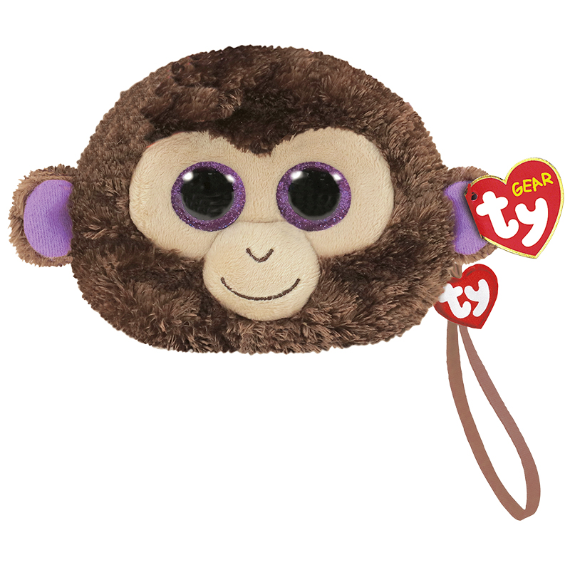 Ty Gear Wristlet - Coconut the Monkey