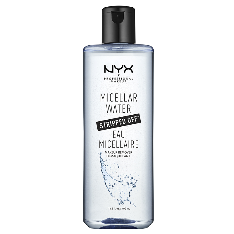 NYX Professional Makeup Stripped Off Micellar Water - 400ml