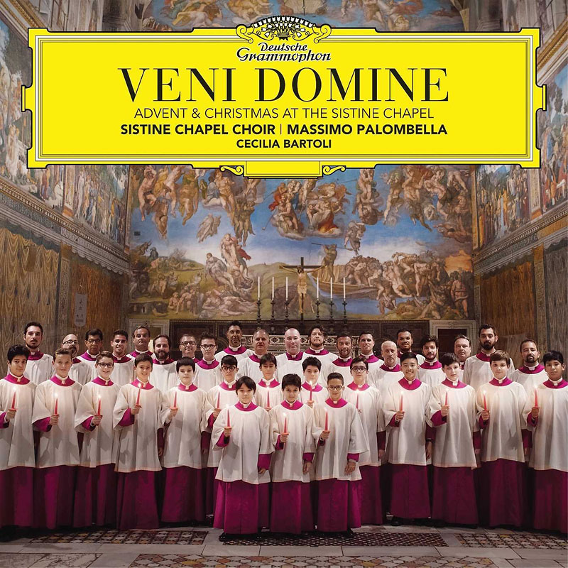 Sistine Chapel Choir - Veni Domine Advent and Christmas At The Sistine Chapel - CD