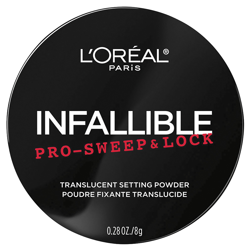 L'Oreal Infallible Pro-Sweep & Lock Translucent Setting Powder