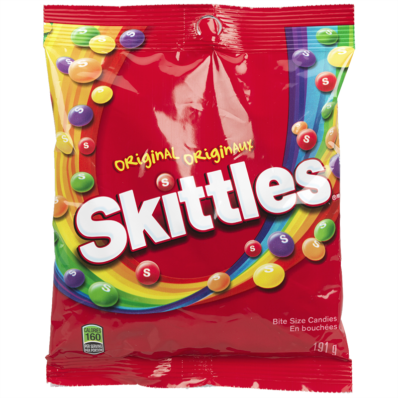 Skittles - Original Fruit - 191g