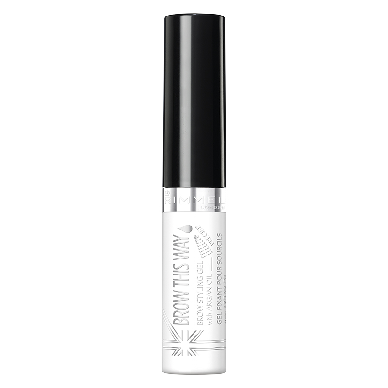 Rimmel Brow This Way Gel - Clear