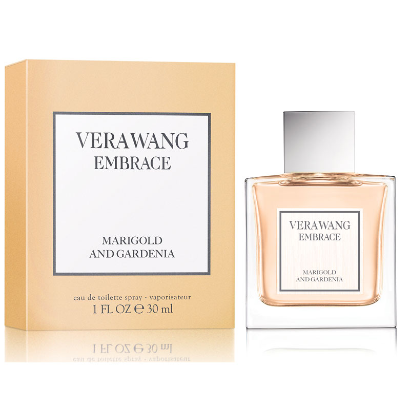 Vera Wang Embrace Marigold and Gardenia Eau de Toilette - 30ml