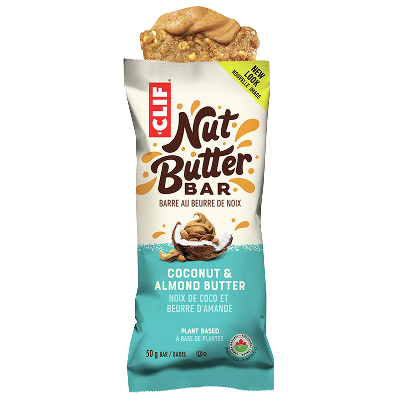 Clif Bar Nut Butter Filled Energy Bar - Coconut Almond Butter - 50g