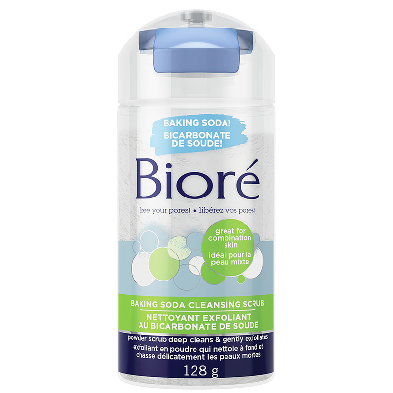 Biore Baking Soda Cleansing Scrub - 128g