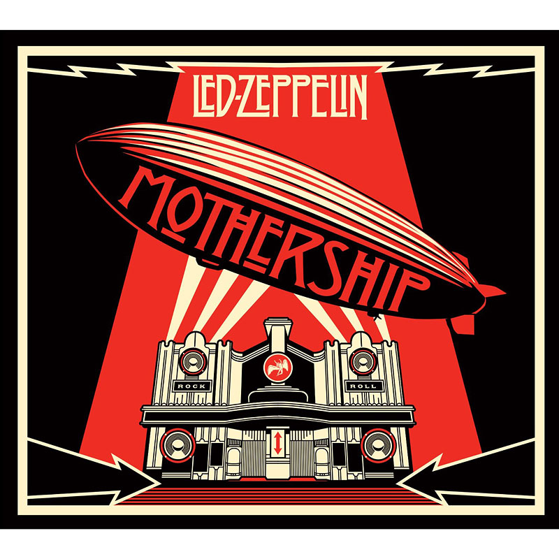 Led Zeppelin - Mothership (Remastered) - 2 CD