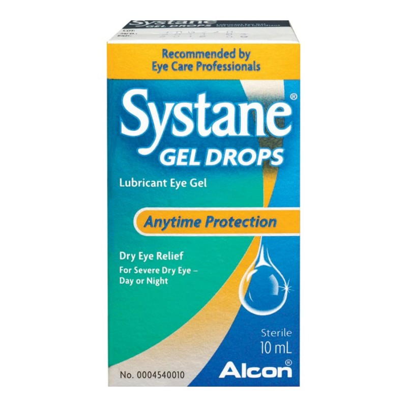 Systane Gel Drops Lubricant Eye Gel - 10ml