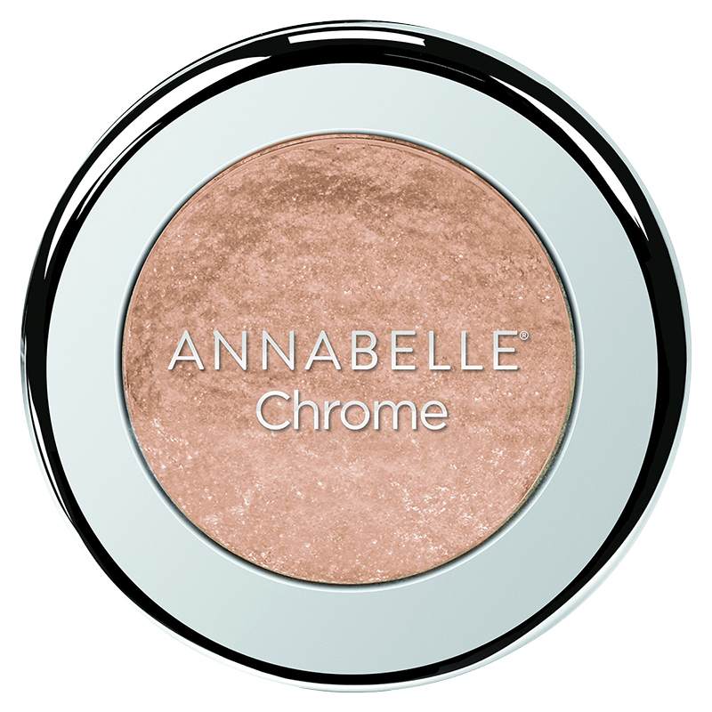 Annabelle Chrome Single Eyeshadow - Chromium