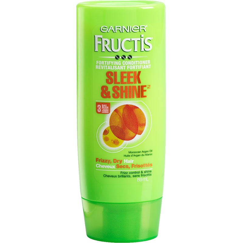 Fructis Sleek & Shine Conditioner - 89ml